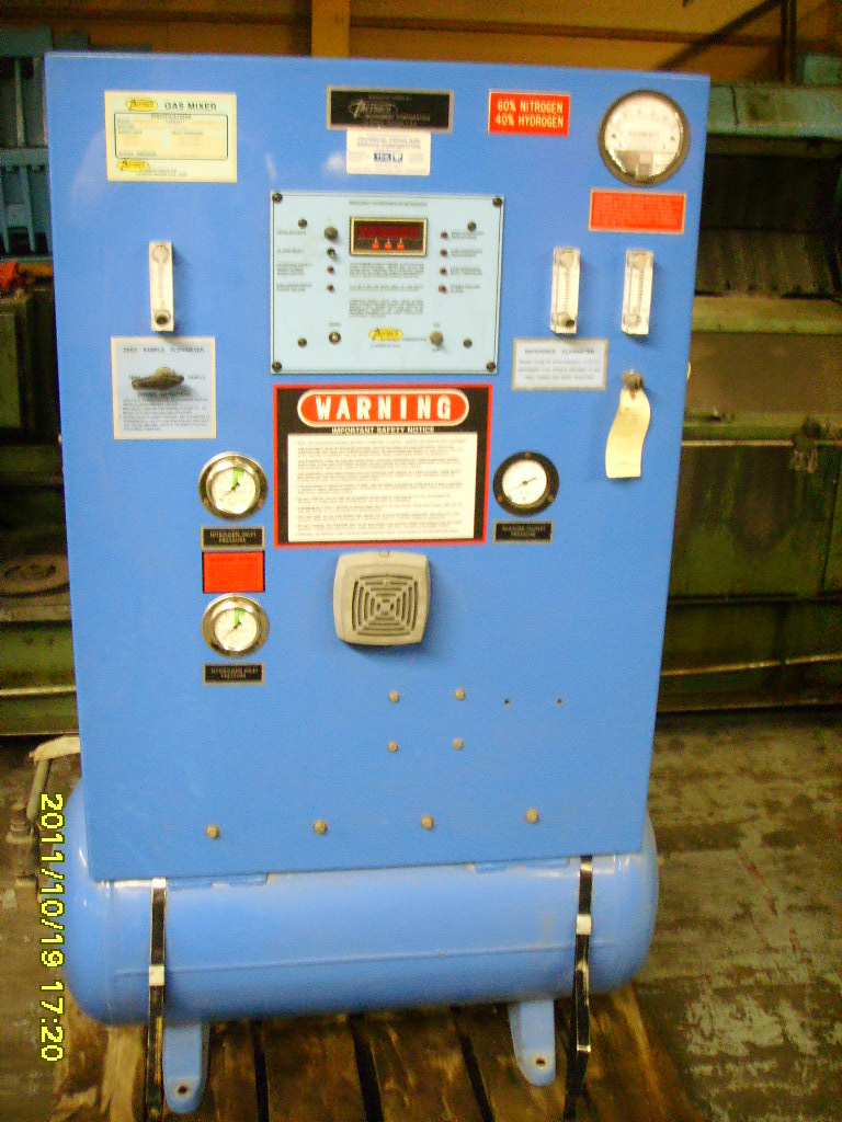 Gas Mixer Thermco Hydrogen Nitrogen
